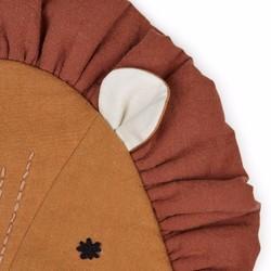 ae179d06052f4 動物の赤ちゃんフード付き毛布 - ライオンズショーン、子供、動物の形、インテリア