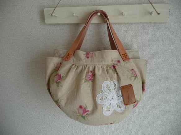 29fbb1d95297 花柄バッグ ハンドバッグ まてりある 通販|Creema(クリーマ ...
