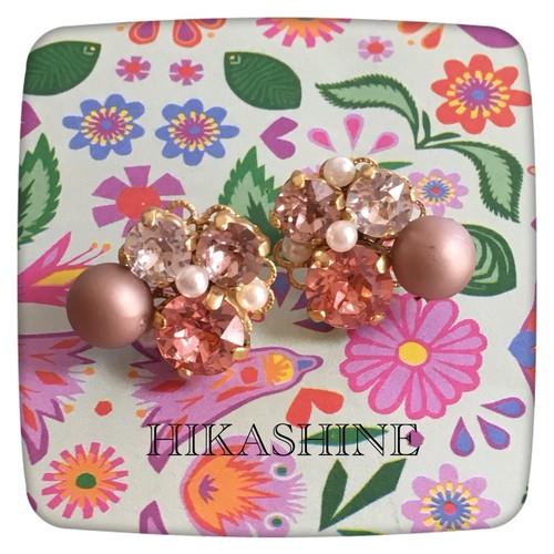 オシャレなピンクのjewelry