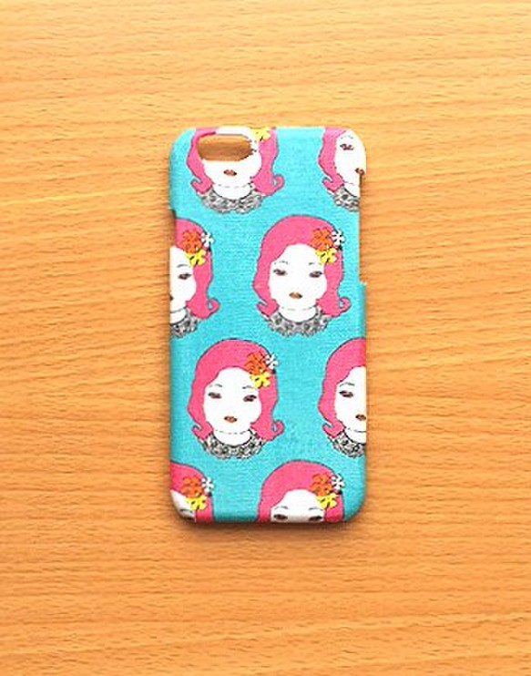 eb22a96c60 iPhoneケース☆女の子柄 iPhoneケース・カバー POKO-SUN 通販|Creema ...
