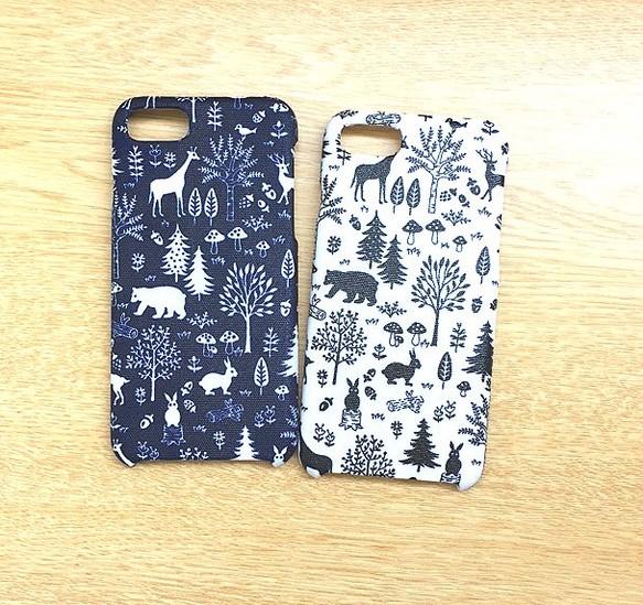 1ee1a1fef1 iPhoneケース☆動物の森 iPhoneケース・カバー POKO-SUN 通販|Creema ...