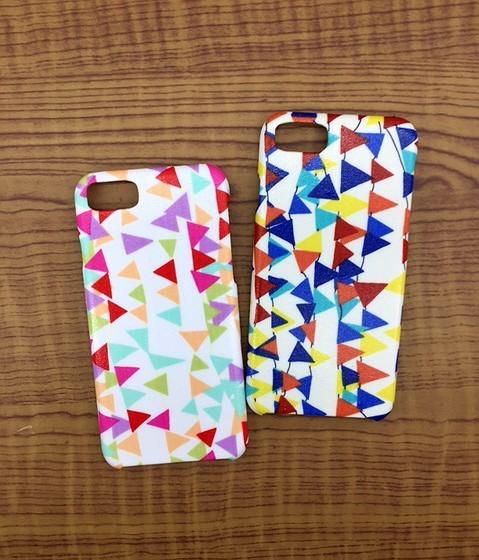 df62f09fa8 iPhoneケース☆リバティ 三角柄 iPhoneケース・カバー POKO-SUN 通販 ...