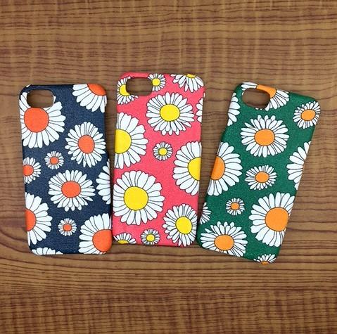 fc3648dd9f iPhoneケース☆マーガレット柄 iPhoneケース・カバー POKO-SUN 通販 ...