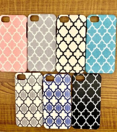 990330585e モロッカン柄 iPhoneケース iPhoneケース・カバー POKO-SUN 通販|Creema ...