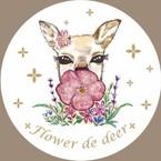 Flower de deer
