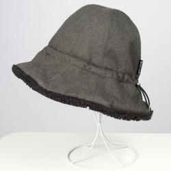 7866bca1a93b5 防水フロック漁師帽子 - グレー 帽子 BREEZI ISLAND 通販 Creema(クリーマ) ハンドメイド・手作り・クラフト作品の販売サイト
