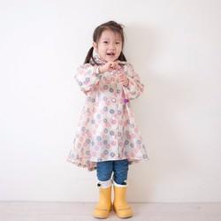 612e5230caa81 子供の華麗な花火のカーキ色のレインコート・KIDSレインコート 子供服 SweetThing 通販|Creema(クリーマ)  ハンドメイド・手作り・クラフト作品の販売サイト
