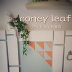coney-leaf