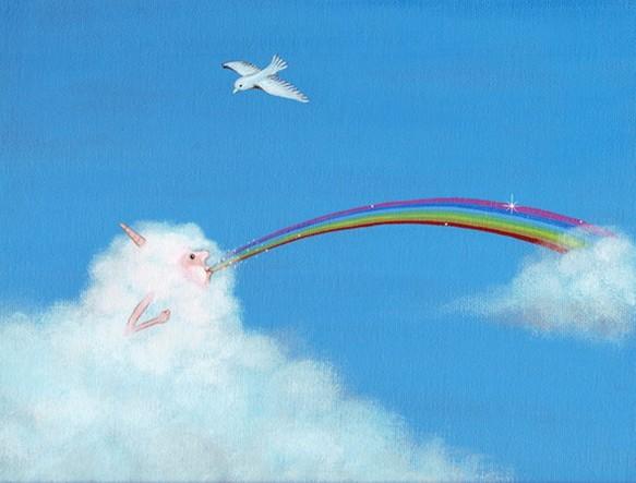 雲のもくもく イラスト 小空 通販creemaクリーマ ハンドメイド
