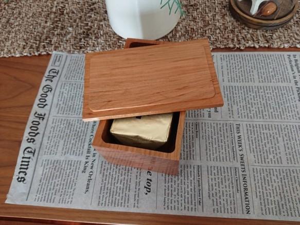 ケース バター