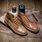 山崎手作り靴皮革工房