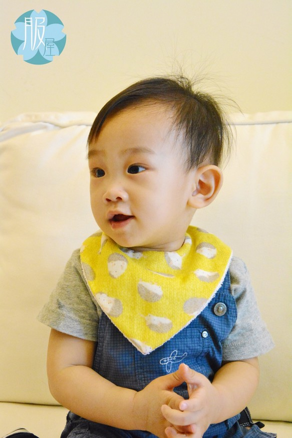 9ef42acd6cce8  ハウス 服の赤ちゃんのよだれかけセーラー服のネクタイ  ﹞﹝ヘッジホッグローリング