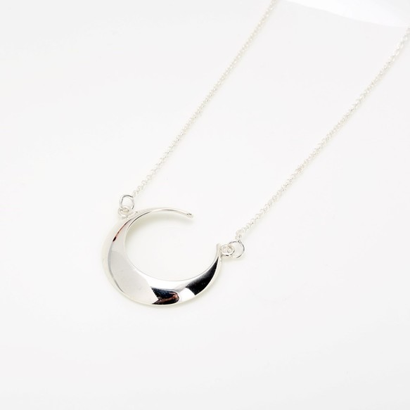 Moonlight s925 sterling silver necklace valentines day gift moonlight s925 sterling silver necklace valentines day gift mozeypictures Image collections