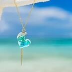 石垣島の海色アクセサリー『yururu』