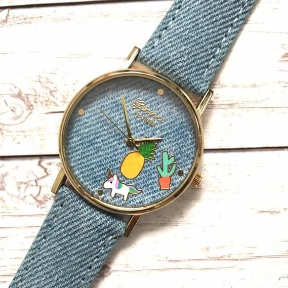 3a4a8d46c7f36f デニムウォッチ フリーサイズ 腕時計 レディース シンプル ギフト 人気 プレゼント 時計 おしゃれ 安い かわいい プ 腕時計 swytime