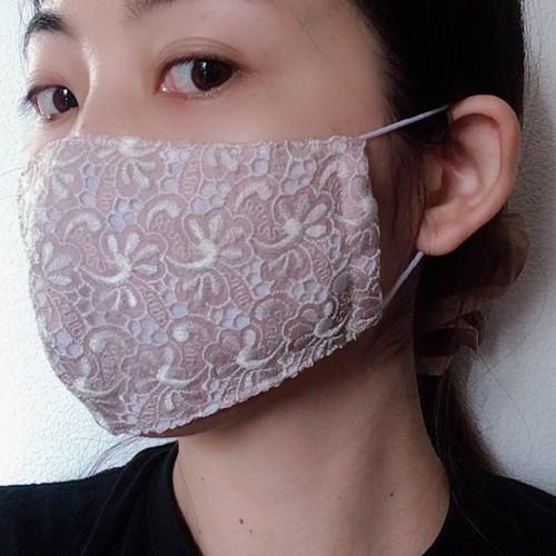 に 見える マスク 綺麗