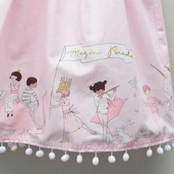 825495ae2d8a0 ピンクの騎士姫ドレス(2歳〜5歳) 子供服 Shining.Gifts 通販|Creema(クリーマ) ハンドメイド・手作り・クラフト作品の販売サイト