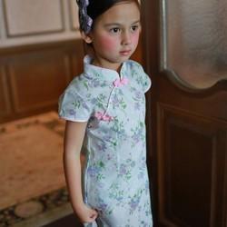 1c285f80dd22c 小さな紫色のドレス(2歳〜5歳) 子供服 Shining.Gifts 通販|Creema(クリーマ) ハンドメイド・手作り・クラフト作品の販売サイト