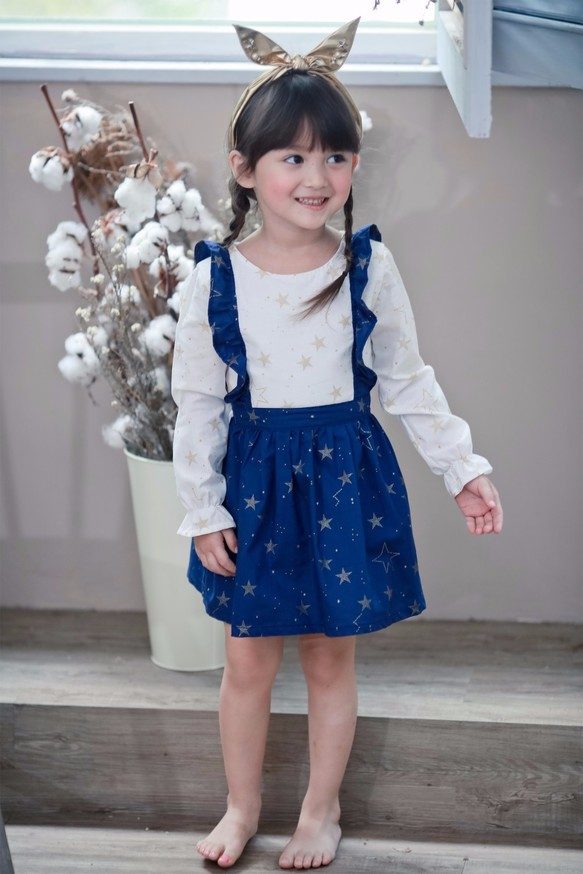 08fa6c4547dfe 6歳の若手女優の蓮の葉のドレス(130センチメートル)〜7歳(140センチメートル)