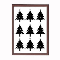 クリスマス もみの木 イラスト ポスター 写真グラフィック Aud 通販