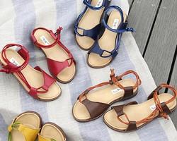 8bf61e90df4 ワイズが調節できる!ナチュラルスポーツサンダル(LACE9) 靴 日本製 国産素材