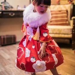 66e311a9eb5d7 着物の生地に改善チャイナドレス 子供服 Babylolita 通販|Creema(クリーマ) ハンドメイド・手作り・クラフト作品の販売サイト