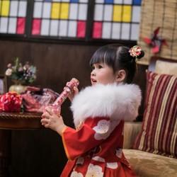 40b6baa961277 着物の生地に改善チャイナドレス 子供服 Babylolita 通販|Creema ...
