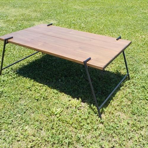 テーブル キャンプ