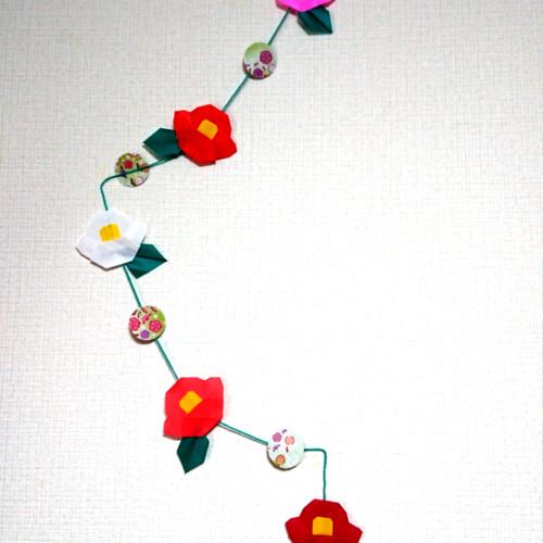 正月 飾り 折り紙