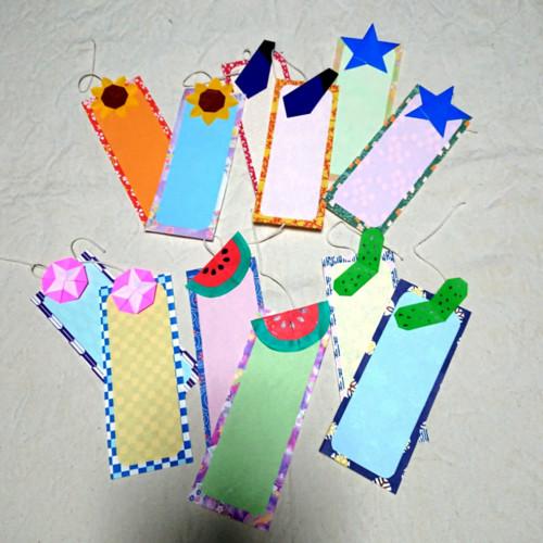 七夕 折り紙 飾り