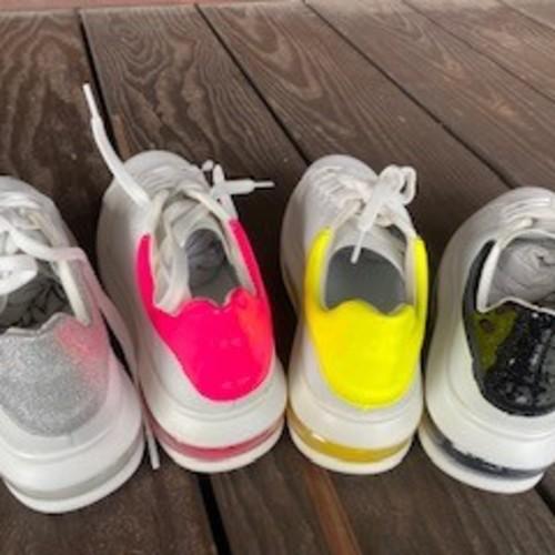 年おしゃれ靴スニーカー シューズ 靴 Libero 通販 Creema クリーマ ハンドメイド 手作り クラフト作品の販売サイト