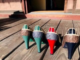 aec31ec9b4cf1e おしゃれ靴2018年新作レザーパンプス シューズ・靴 libero 通販|Creema ...