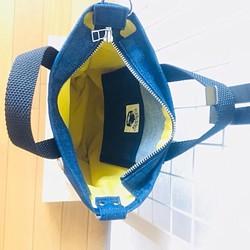 8a3489263ad3 デニムROBO 3wayリュックサック for KIDS 黄色 リュック・バックパック jeez! 通販|Creema(クリーマ)  ハンドメイド・手作り・クラフト作品の販売サイト