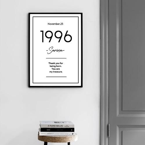 Chris hand made poster 全400種類以上/L判 A1サイズ/2点以上送料無料