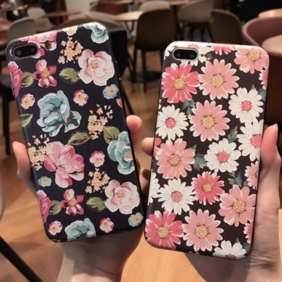1f6967c648 大人気!浮き彫り花柄のiPhone6/6s/plus/7/8/plus/X iPhoneケース ...