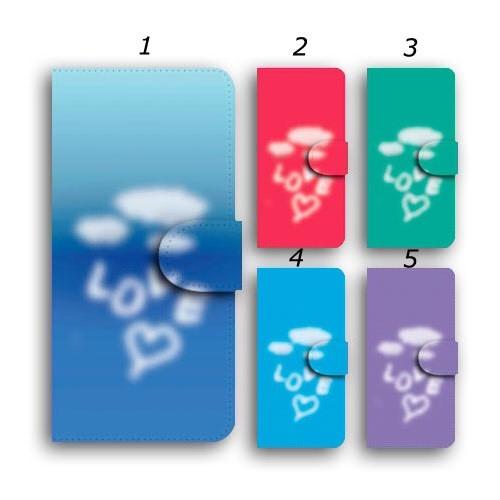 ea4cc253f1 LOVE スマホケース 手帳 スマホカバー 手帳タイプ ほぼ全機種対応 送料無料 オシャレ デザイン 携帯ケース スマホケース・カバー コリン