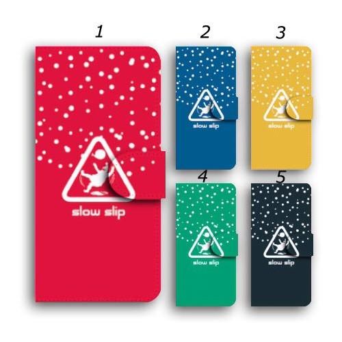 aba5064061 雪 スマホケース スマホカバー 手帳型 ほぼ全機種対応 送料無料 面白デザイン ミラーつき Xperia ケース
