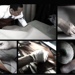 0dc5171174ce 使い勝手抜群!!!イタリアベニスカーフレザーメンズ長財布 長財布 紳士の書斎/パティーヌ工房 通販|Creema(クリーマ)  ハンドメイド・手作り・クラフト作品の販売サイト