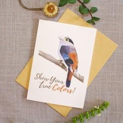 告白卡片love Card Flower Greeting Card カードcard 卡片 信