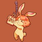 幸せウサギ Rappy