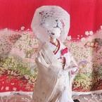 和紙花嫁人形💕ポーチ💕お洒落小物  入