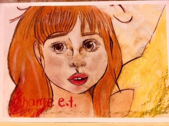 選べるポストカード3枚組セット NO.24(ベッキー)女の子