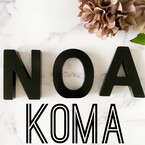 noakoma  : ノアコマ
