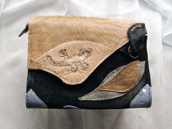 9ef06691818f クラッチバッグ Lizard クラッチバッグ CPR 通販|Creema(クリーマ ...