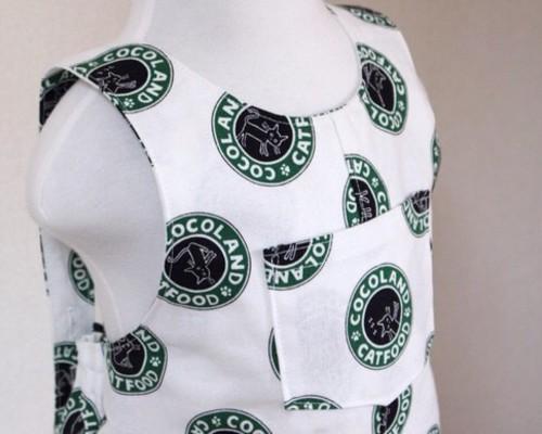 938048174bfd4 カフェ風の柄のサロペットパンツ ベビー服 Areu 通販|Creema(クリーマ) ハンドメイド・手作り・クラフト作品の販売サイト