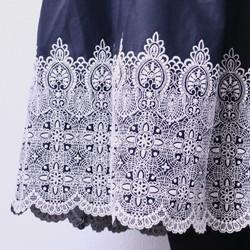 6dc55a198fd74 スカラップレース刺繍ワンピース ベビー服 Areu 通販|Creema(クリーマ ...