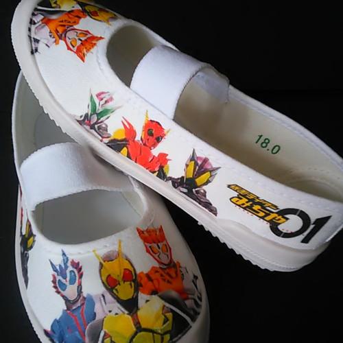 靴 仮面 ライダー