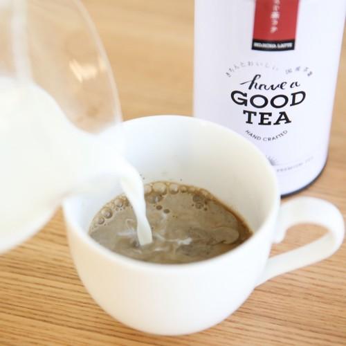 ラテ ほうじ茶 ハマると危険!おいしい「ほうじ茶ラテ」の簡単な作り方