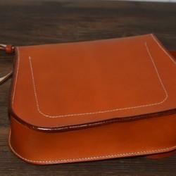140c22e17565 SB-1 総手縫い ヌメ革 レディースバッグ ショルダーバッグ 鞄 本革 レディース ハンドメイド