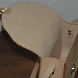 40e6766ab3a8 SB-2 総手縫い ヌメ革 レディースバッグ ショルダーバッグ 鞄 本革 レディース ハンドメイド